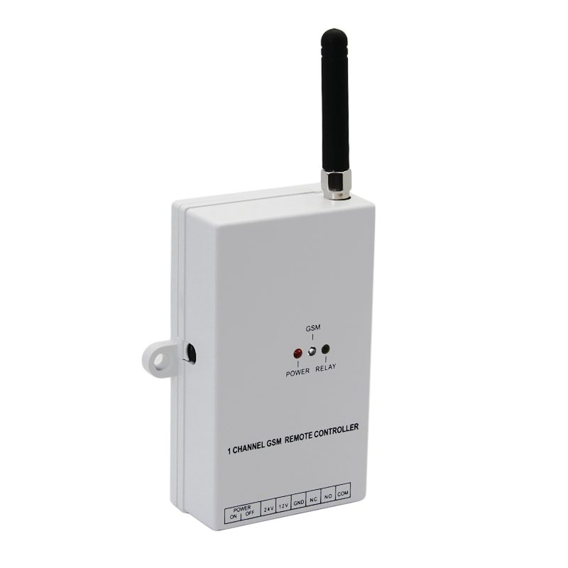 1 Channel GSM (SMS) Remote Control