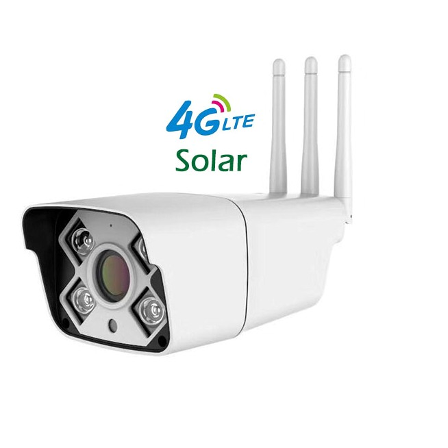 4G CCTV Camera With SIM Card